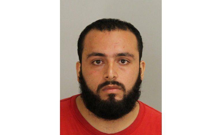 Juicio a hombre acusado colocar bombas en Nueva York