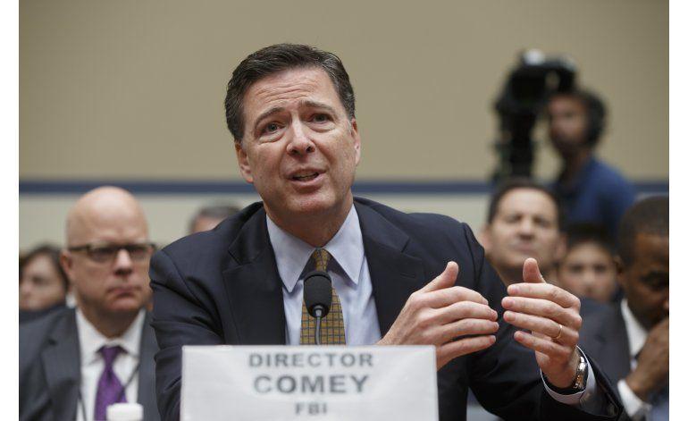 Complicado futuro para director de FBI bajo Trump