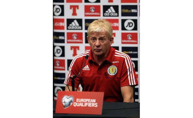 Duelo eliminatorio con Inglaterra resalta baja de Escocia