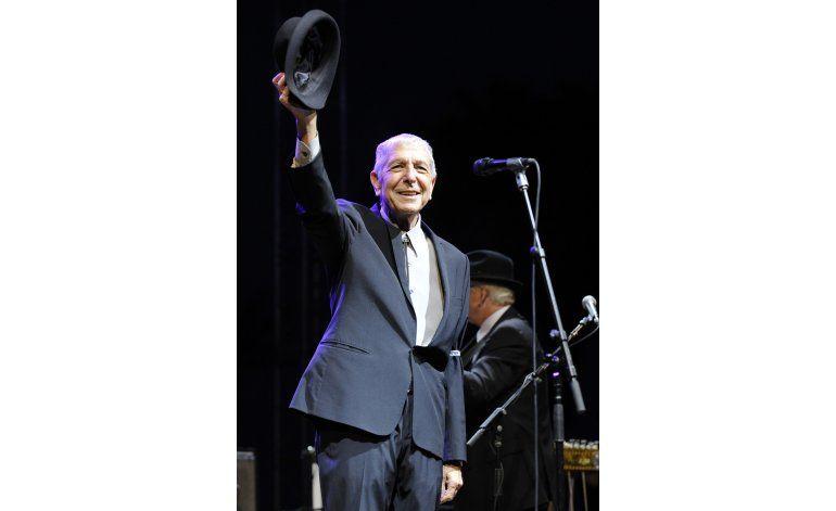 Cantautor de Hallelujah Leonard Cohen muere a los 82 años