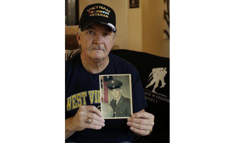 Veteranos de Vietnam buscan ayuda ante un raro cáncer