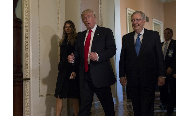 Directivo se retracta por comentario sobre partidarios Trump