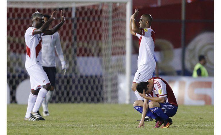 Paraguay ante Bolivia sin Santander, Rojas y Riveros