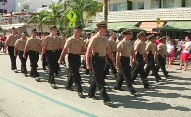 Estados Unidos rinde homenaje a sus veteranos