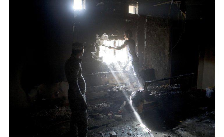 Fuertes combates tras ataque de grupo EI a ejército en Mosul