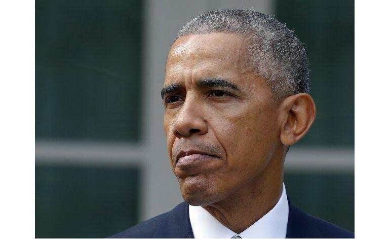 En última gira mundial, Obama deberá explicar lo que pasó