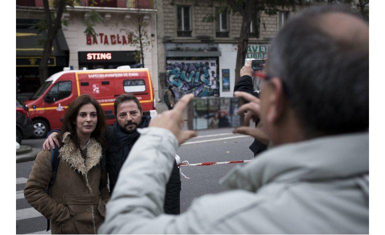 Refuerzan seguridad en París; Sting reinaugura el Bataclan