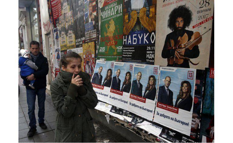 Renuncia el premier búlgaro ante resultados electorales