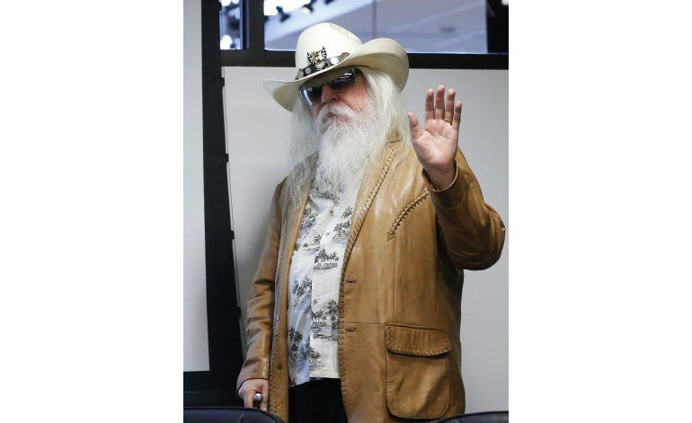 Fallece el músico de rock n roll Leon Russell