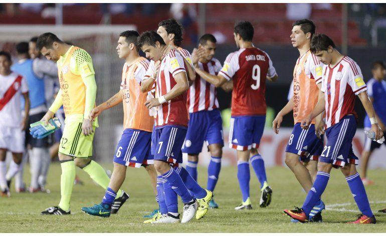 Paraguay, con 8 cambios para enfrentar a Bolivia