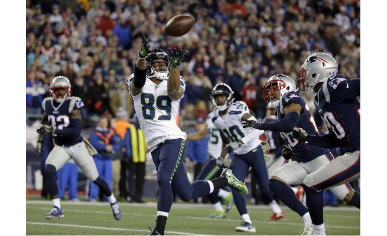 Esta vez, Seahawks superan a Patriots en la línea de gol