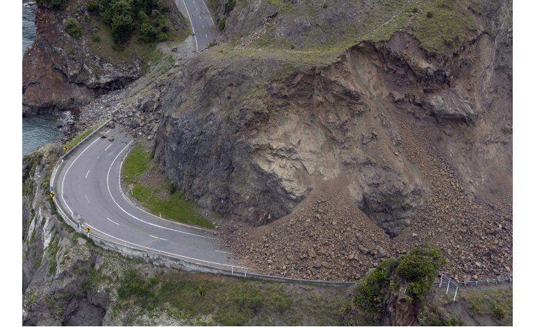 Dos muertos en Nueva Zelanda tras un fuerte terremoto
