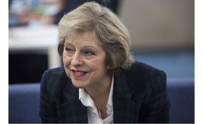 May: G.Bretaña debe reaccionar ante transformación del mundo