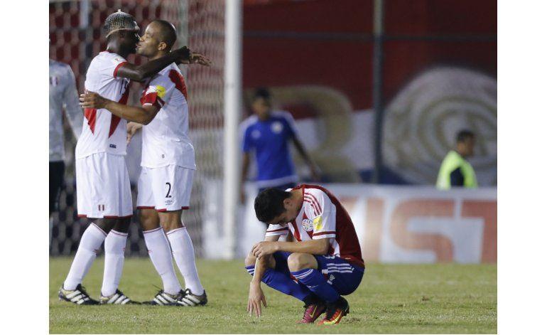 Paraguay llega a La Paz en busca de un milagro