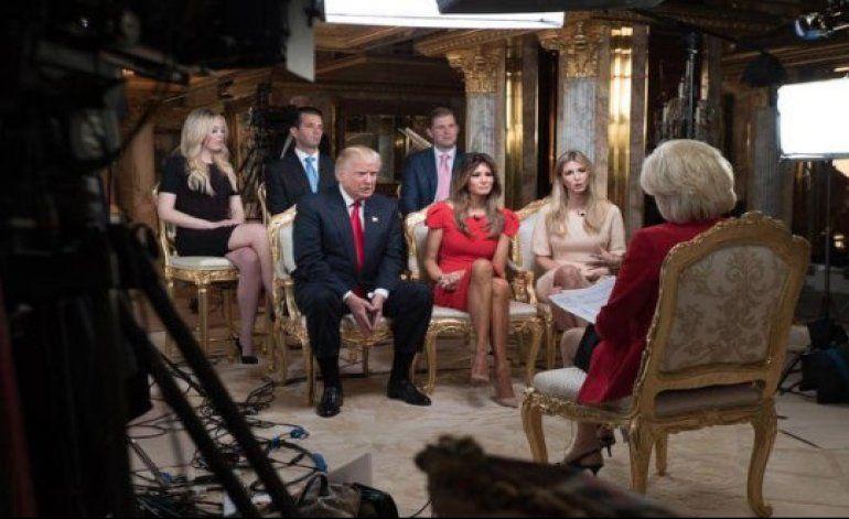 Vistazo a los 5 hijos de Donald Trump