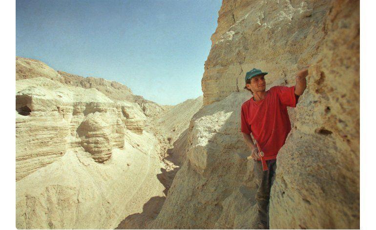 Israel buscará más Manuscritos del Mar Muerto
