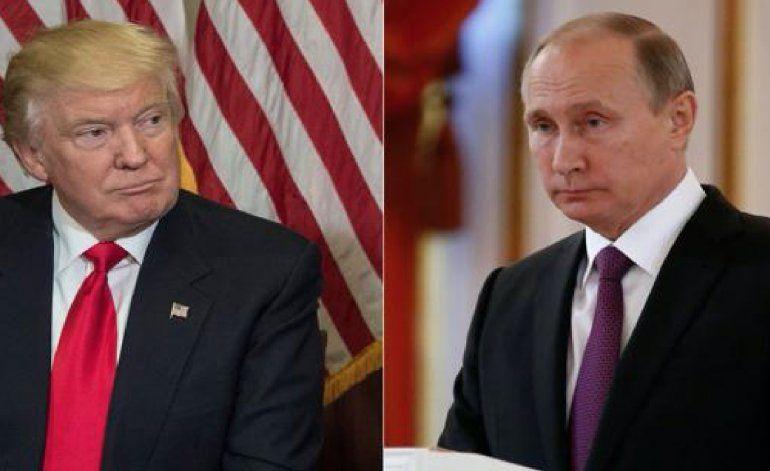 Donald Trump y Vladimir Putin se comprometieron a normalizar las relaciones entre Estados Unidos y Rusia