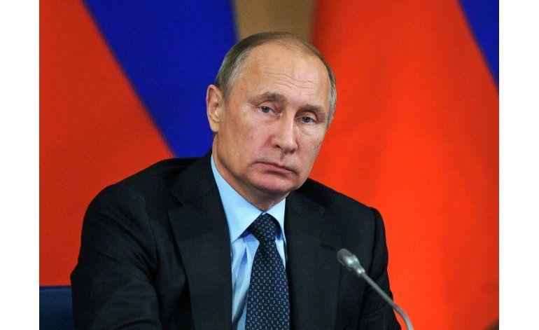 Putin y Trump acuerdan mejorar los vínculos EEUU-Rusia