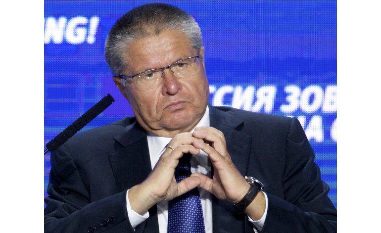 Detenido un ministro ruso por un supuesto soborno