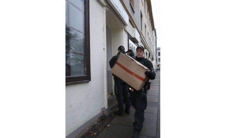 Alemania registra 190 inmuebles, ilegaliza un grupo islámico