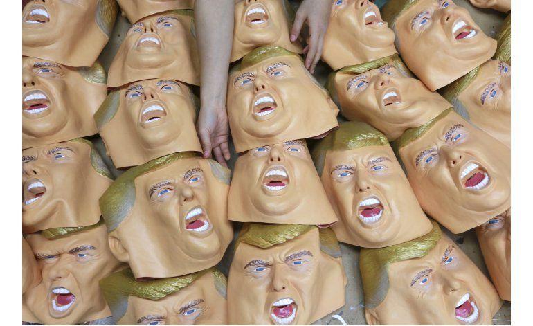 Firma nipona de máscaras, contenta con presidencia de Trump
