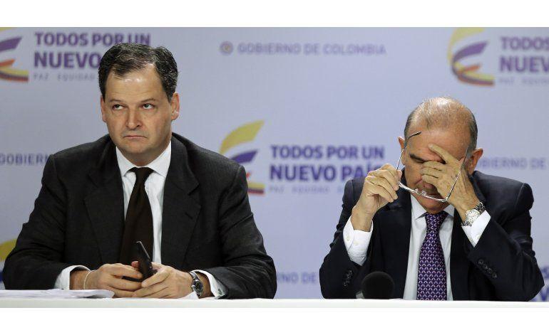 Señalan como definitivo el nuevo acuerdo paz en Colombia
