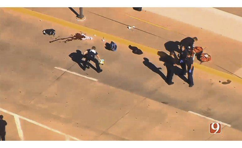 Oklahoma: Premeditado el homicidio de empleado en aeropuerto