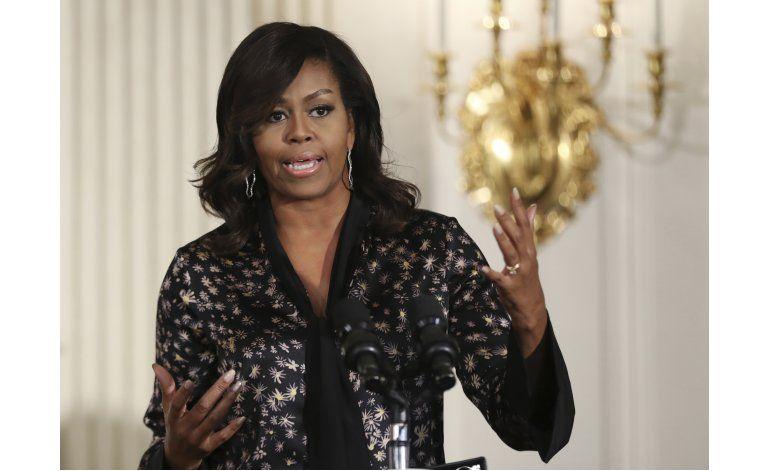 Pueblo de EEUU trata de dejar atrás insulto a Michelle Obama