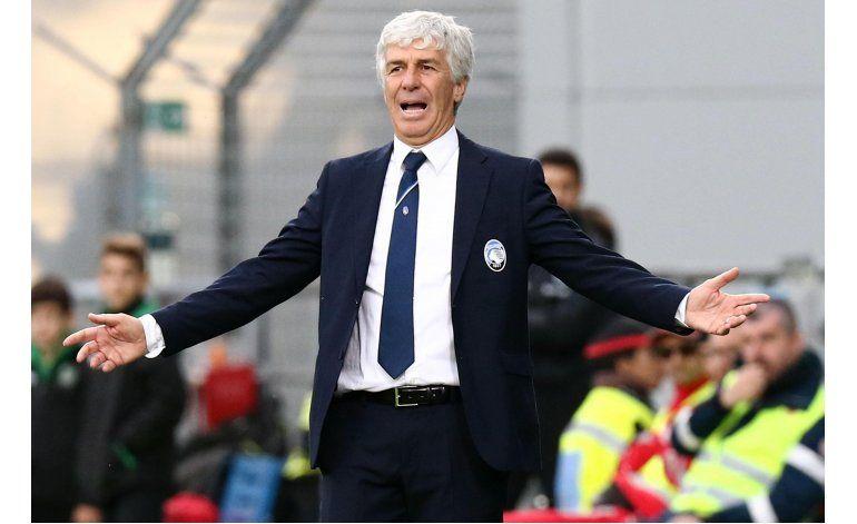 Atalanta brilla en la Serie A gracias a su cantera