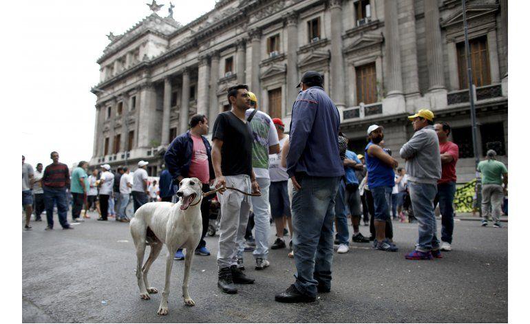 Ley para prohibir carreras de galgos divide a argentinos