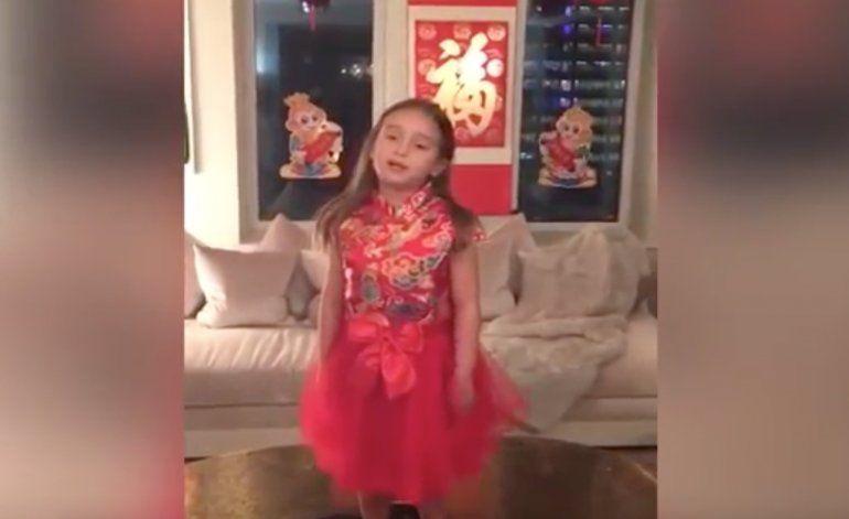 Por qué la nieta de Donald Trump se volvió viral en China