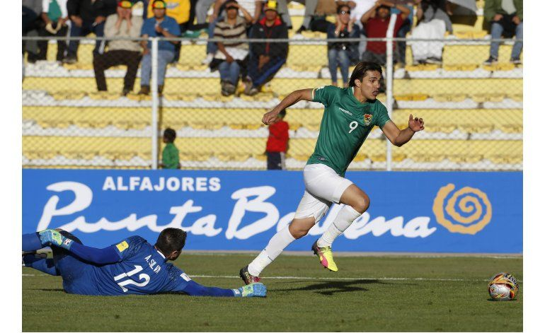 Bolivia apela sanción FIFA por alineación indebida
