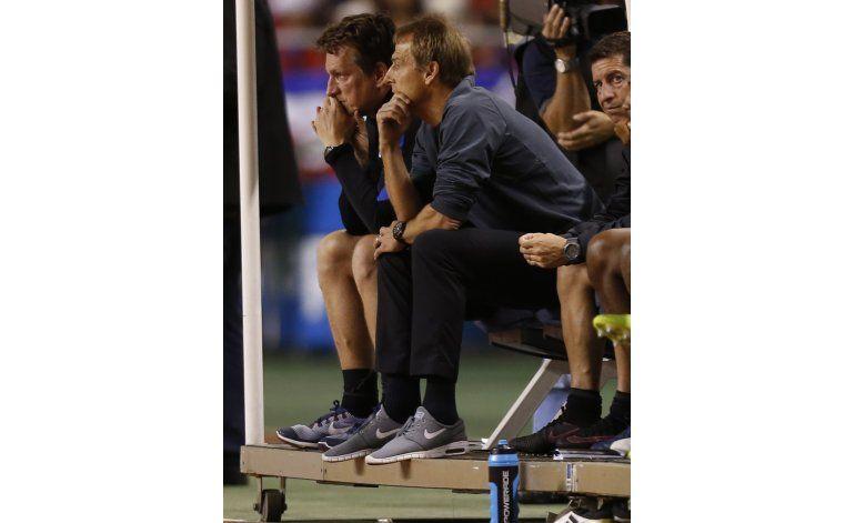 Klinsmann es cuestionado tras mal arranque de EEUU