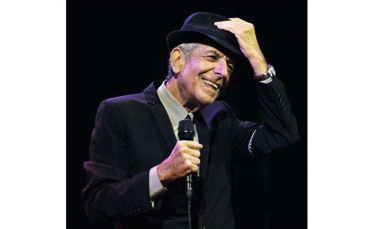 Representante: Leonard Cohen murió mientras dormía