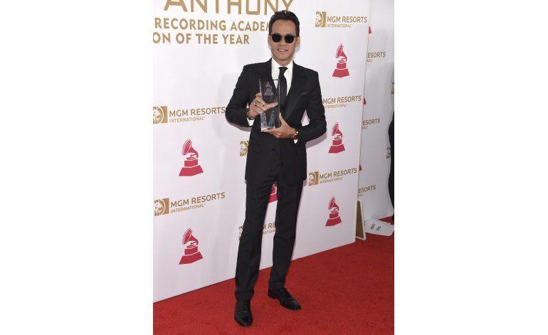 Marc Anthony es reconocido como Persona del Año