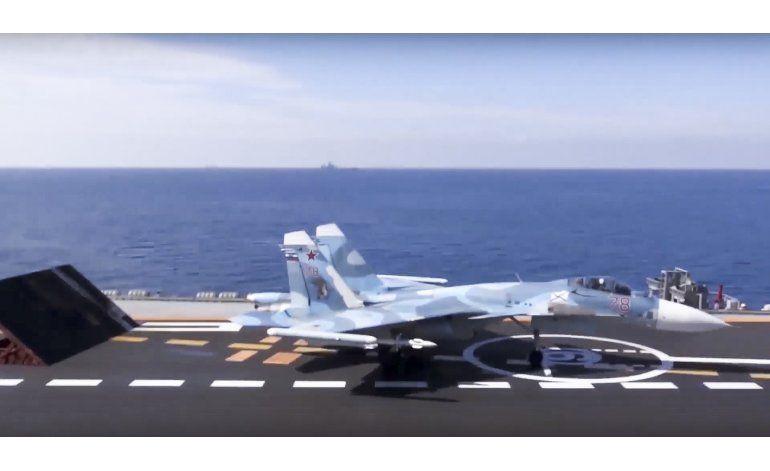 Rusia: mueren 30 milicianos en ataque aéreo en Siria