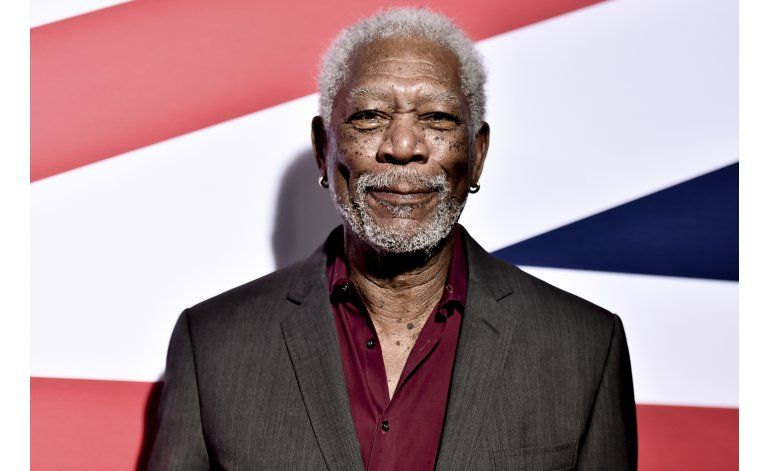 Morgan Freeman recibirá el premio de AARP a su carrera