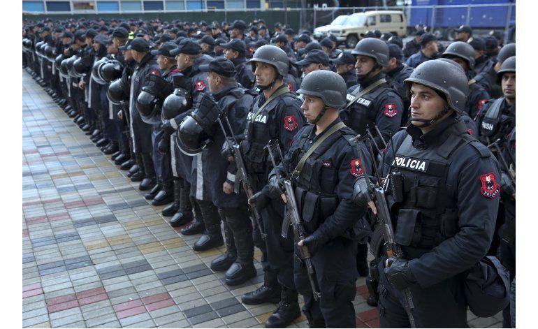 Kosovo dice haber frustrado ataque contra selección israelí
