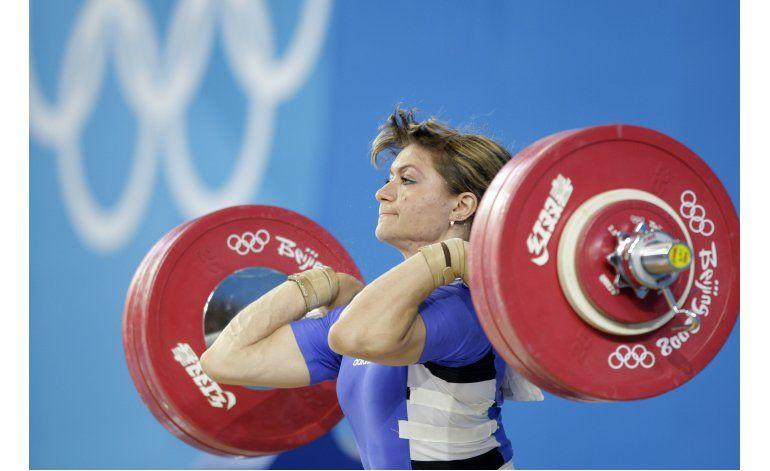 COI quita medallas a 10 atletas por dopaje en 2008