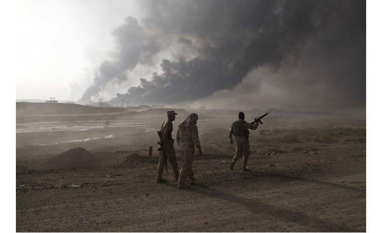 Feroz resistencia del Estado Islámico en Mosul