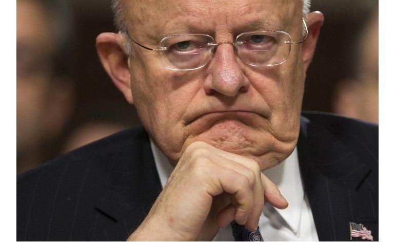 Espía en jefe de EEUU: Rusia redujo sus ciberataques