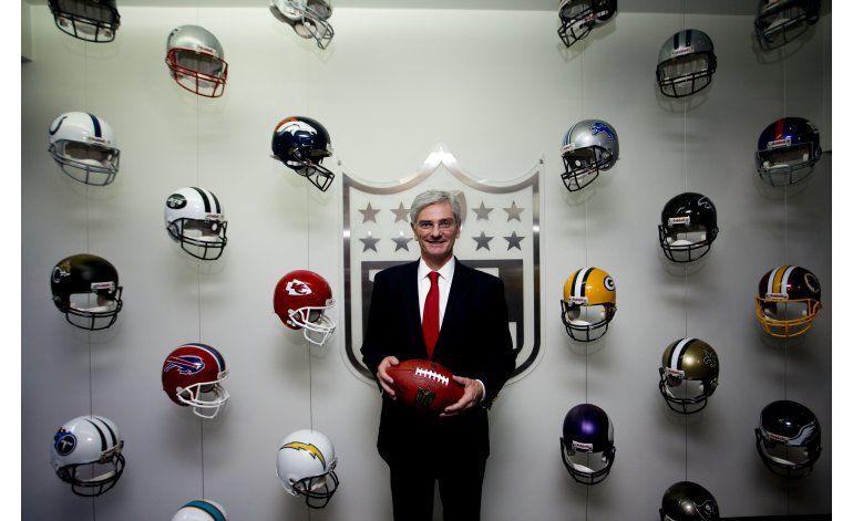 Estadio Azteca tendrá nuevo rostro para la NFL