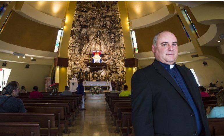 Confirman dimisión del rector del Santuario de Ermita de la Caridad, en Miami