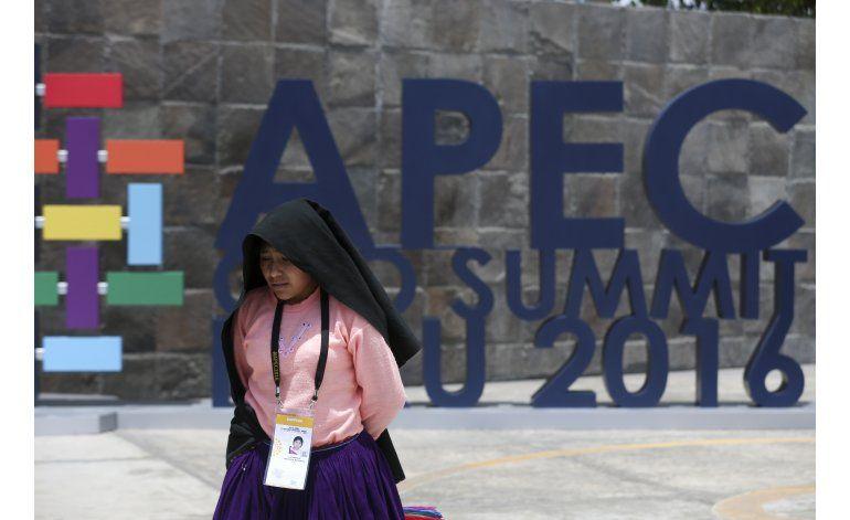 APEC pide cautela ante nuevas iniciativas comerciales