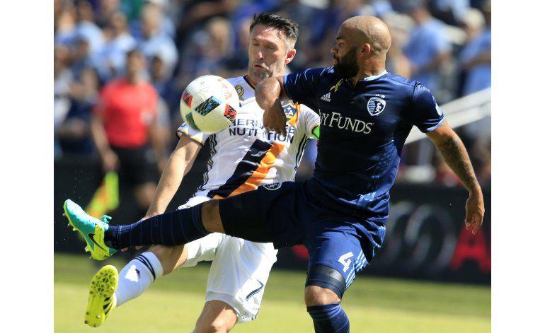 Robbie Keane deja el Galaxy tras ganar 3 títulos en la MLS