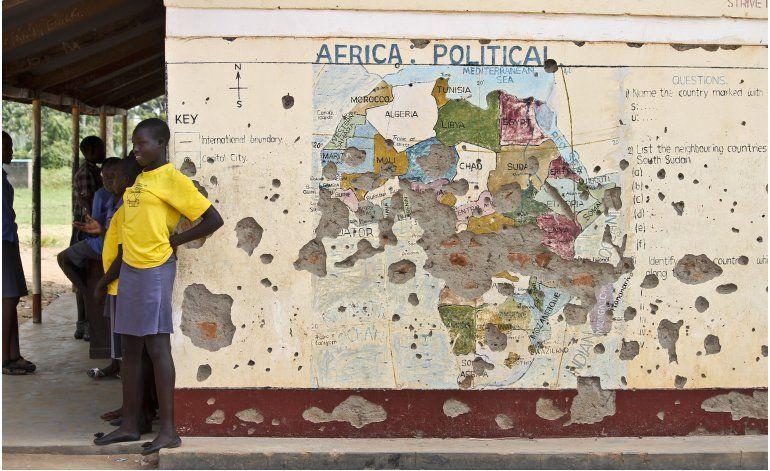 EEUU pide embargar armas a Sudán del Sur; Rusia se opone