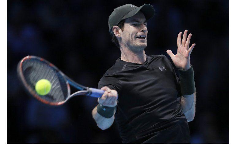 Murray vence a Wawrinka y avanza a semis en Copa Masters