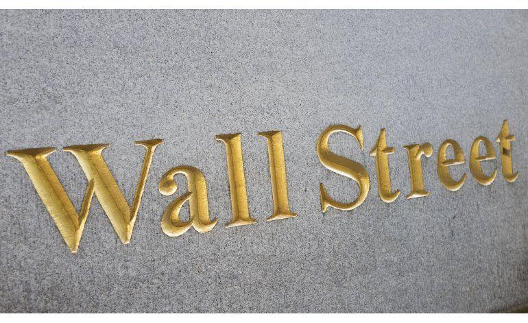 Wall Street cierra operaciones de la semana con ligera baja