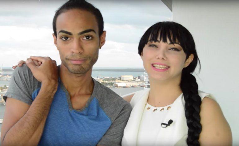 El Youtuber Pollito Tropical entrevista a la cantante cubana Dayami La Musa