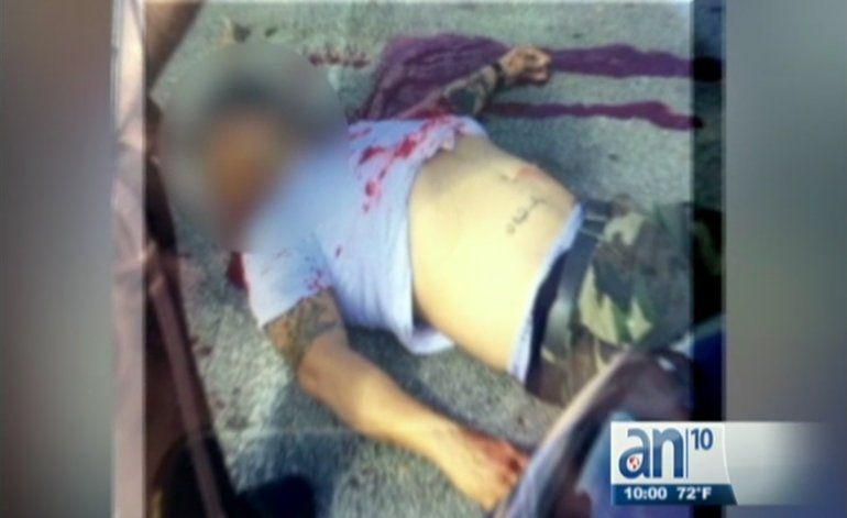 Joven cubano fue baleado en el SW de Miami